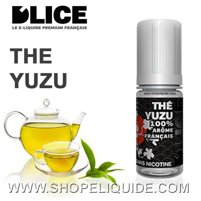 E-LIQUIDE DLICE THE YUZU